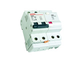 C65NLE Residual Current Circuit Breaker with Over Current Protection